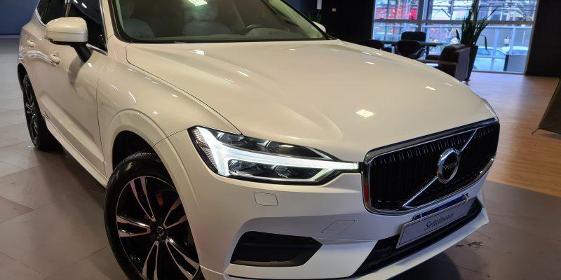Volvo XC60 T5 Momentum 2018/2019
