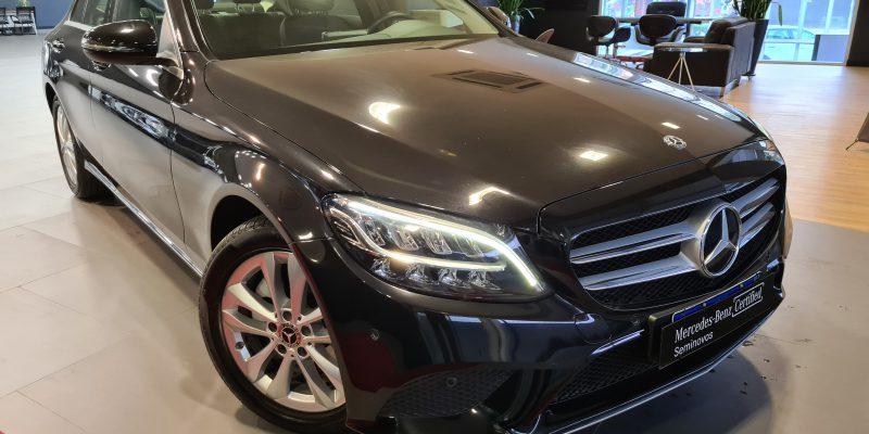 Mercedes-Benz C180 Avantgarde 2019/2019