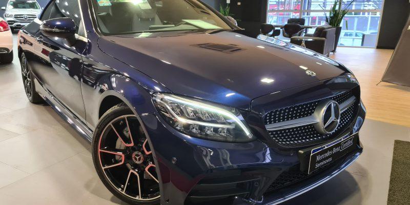 Mercedes-Benz C300 Cabriolet 2020/2020