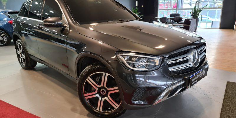Mercedes-Benz GLC 220d 2019/2020