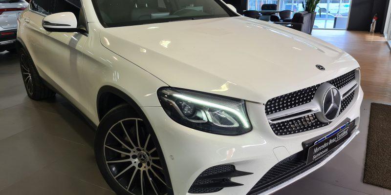 Mercedes-Benz GLC 250 Coupe 2018/2019