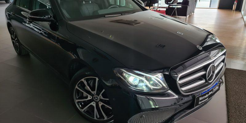 Mercedes-Benz E-300 Avantgarde 2019/2020