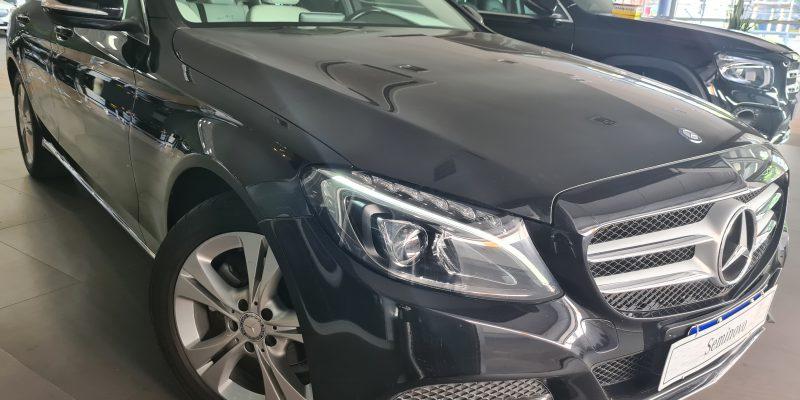 Mercedes-Benz C 180 Avantgard 2015/2015