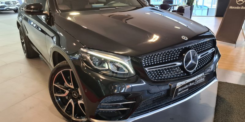Mercedes-Benz GLC 43 AMG Coupe 2018/2018