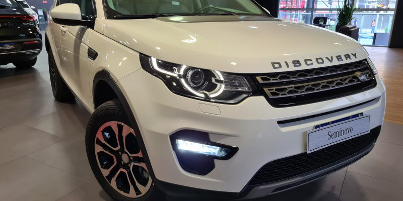 Land Rover Discovery Sport SE 7 Lugares Diesel 2019