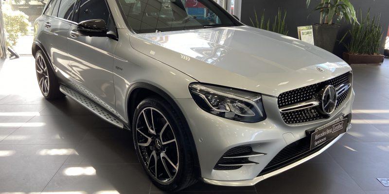 Mercedes-Benz GLC 43 AMG SUV 2018/2018