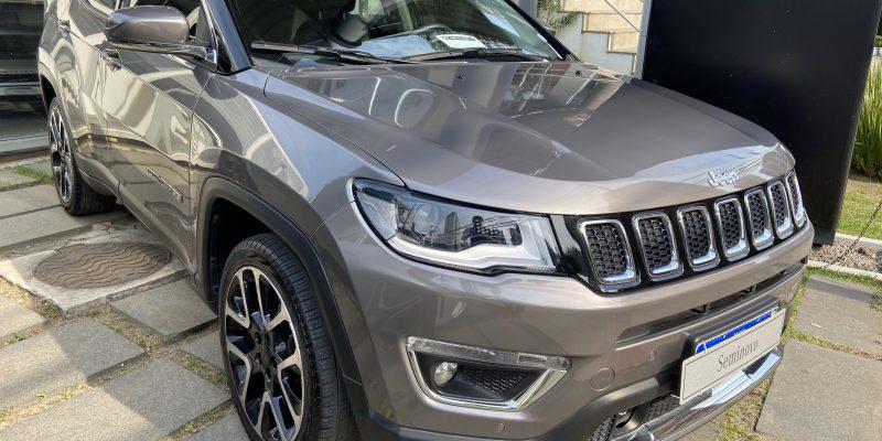 Jeep Compass Limited Flex 2019
